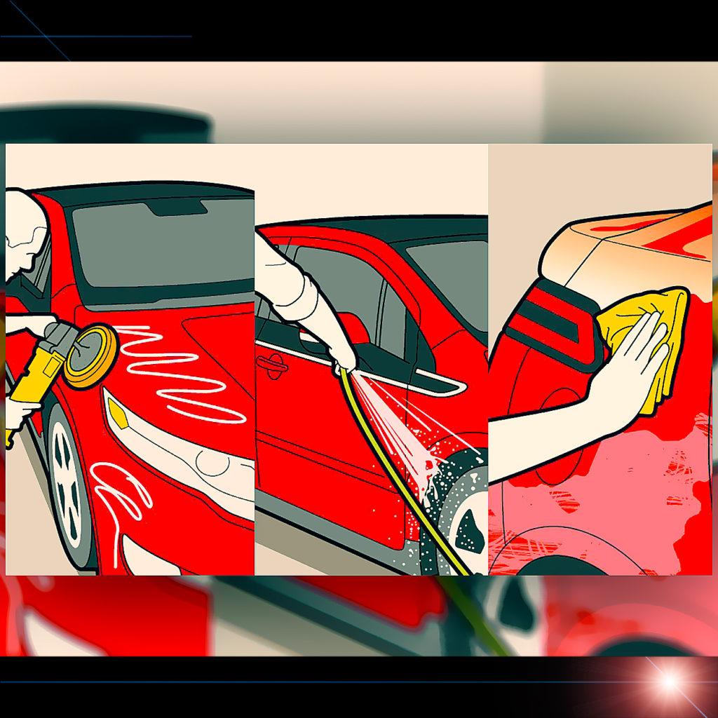 Тонировка Полировка Химчистка Автомобилей в Зеленограде