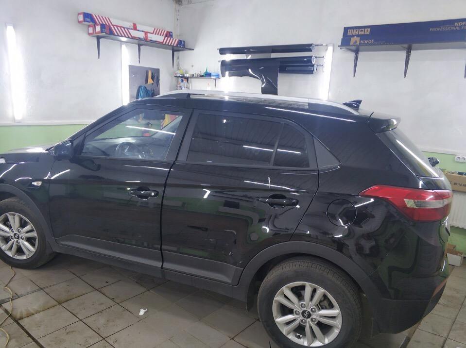 Тонировка Hyundai Creta Зеленоград