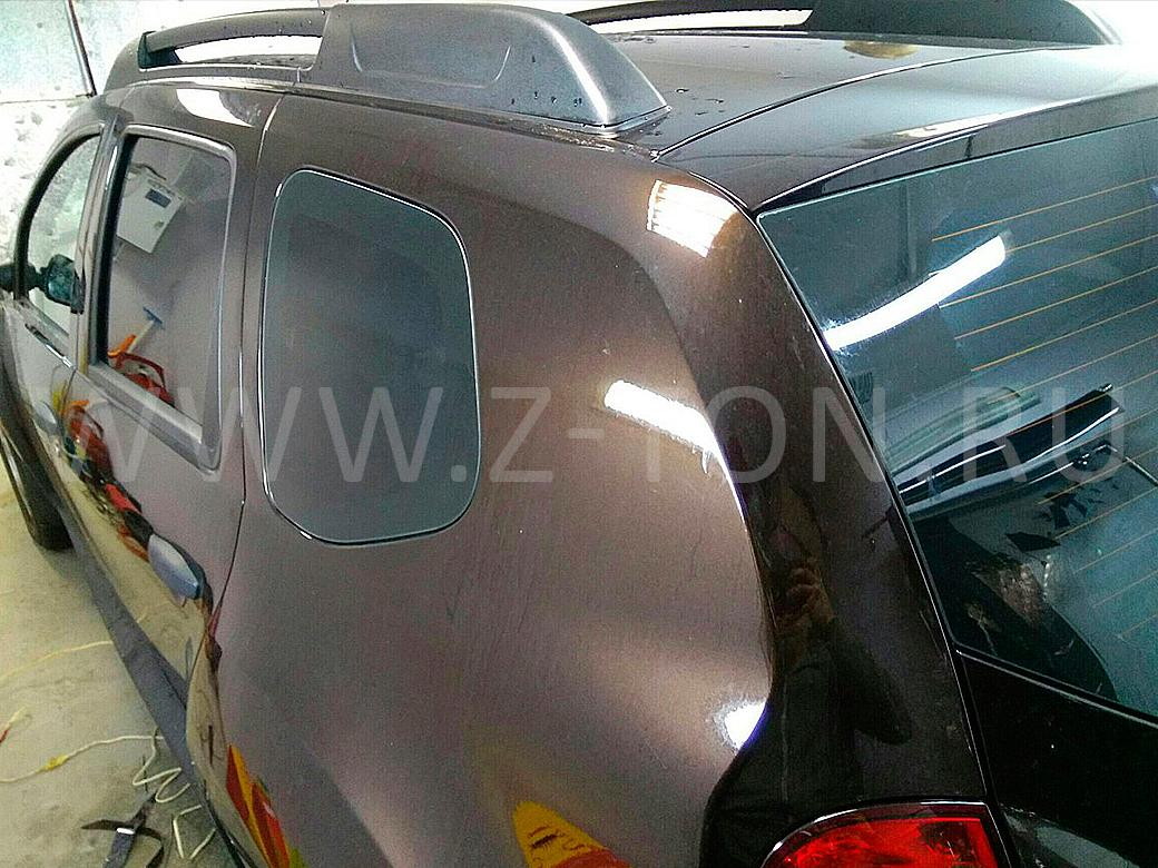 Тонировка Renault Duster в Зеленограде