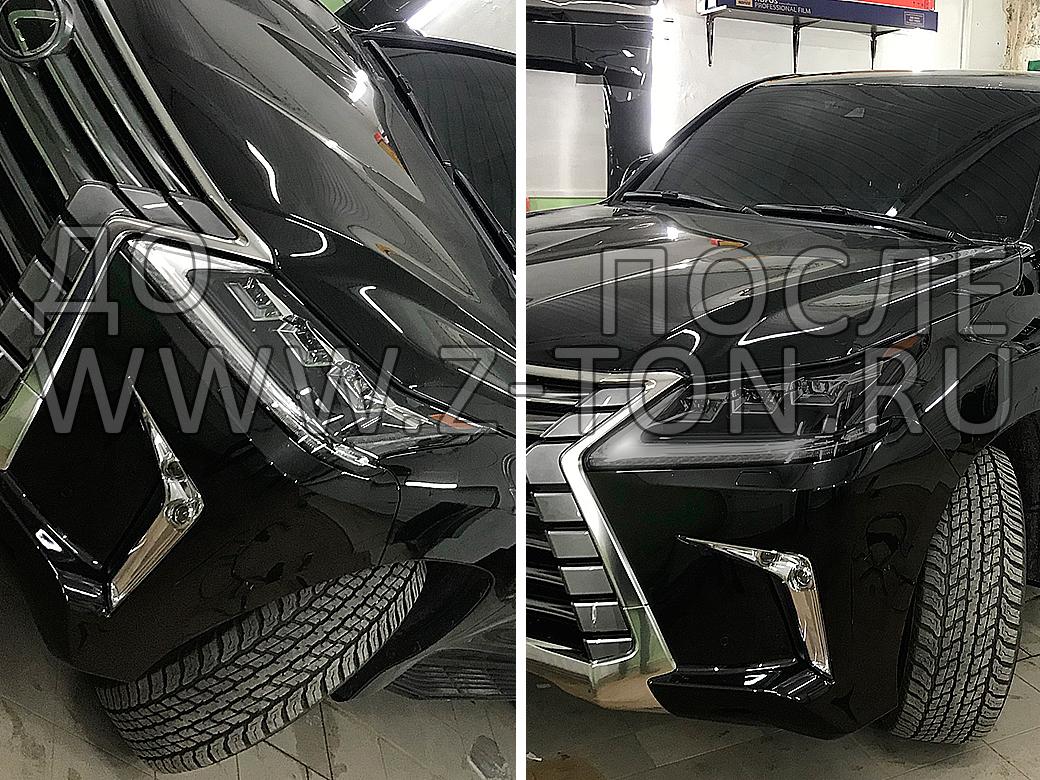 Lexus Тонировка фар [фонарей] автомобиля в Зеленограде (Андреевка, Крюково, Москва)