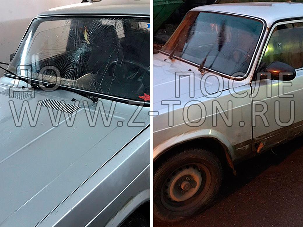 Замена лобового стекла автомобиля в Зеленограде (Андреевка, Крюково, Москва)